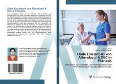 Bookcover of Orale Einzeldosis von Albendazol & DEC in Filariasis