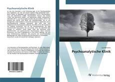 Обложка Psychoanalytische Klinik