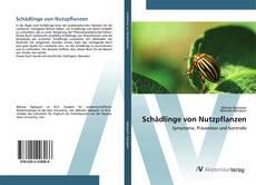 Bookcover of Schädlinge von Nutzpflanzen