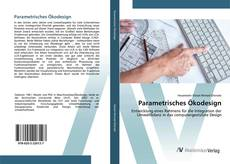 Bookcover of Parametrisches Ökodesign
