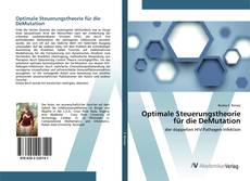 Bookcover of Optimale Steuerungstheorie für die DeMutation