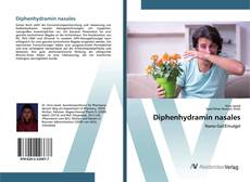 Couverture de Diphenhydramin nasales