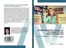 Обложка Problembasiertes Lernen als Strategie für den Literaturunterricht