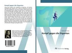 Capa do livro de Kampf gegen die Giganten