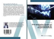 Bookcover of Eine qualitative Studie zur Überwindung der Ungleichheitslücke