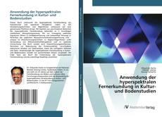 Portada del libro de Anwendung der hyperspektralen Fernerkundung in Kultur- und Bodenstudien