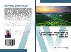 Capa do livro de Klimawandel - Überwachung und Management - Rolle der Satelliten