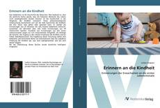 Bookcover of Erinnern an die Kindheit