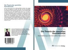 Bookcover of Die Theorie der speziellen Konnektivität