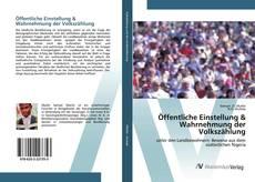 Capa do livro de Öffentliche Einstellung & Wahrnehmung der Volkszählung