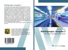 Bookcover of Beteiligungen, Ausgabe 3