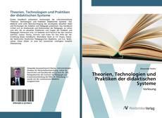 Copertina di Theorien, Technologien und Praktiken der didaktischen Systeme