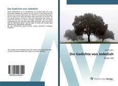 Capa do livro de Die Gedichte von Jedediah
