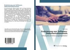 Couverture de Evaluierung von Software-Dokumentationstools