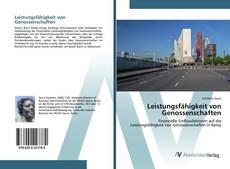 Buchcover von Leistungsfähigkeit von Genossenschaften