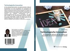 Bookcover of Technologische Innovation