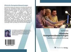 Buchcover von Klinische Kompetenzbewertungen