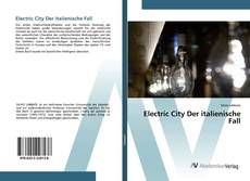 Borítókép a  Electric City Der italienische Fall - hoz