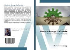 Copertina di Waste to Energy Kraftwerke