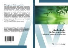 Обложка Ökologie der Küstenvegetation