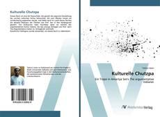 Обложка Kulturelle Chutzpa