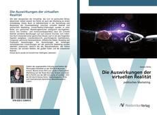Bookcover of Die Auswirkungen der virtuellen Realität