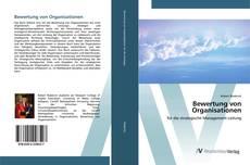 Borítókép a  Bewertung von Organisationen - hoz