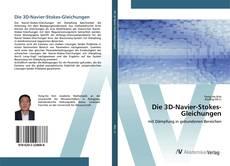 Bookcover of Die 3D-Navier-Stokes-Gleichungen