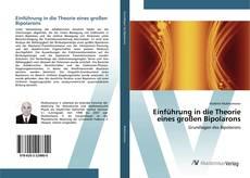 Copertina di Einführung in die Theorie eines großen Bipolarons