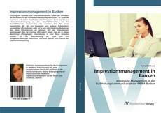 Bookcover of Impressionsmanagement in Banken