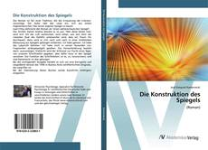 Capa do livro de Die Konstruktion des Spiegels