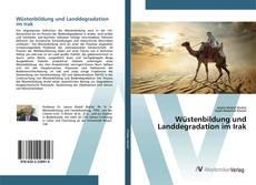 Copertina di Wüstenbildung und Landdegradation im Irak
