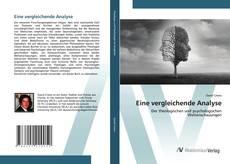 Capa do livro de Eine vergleichende Analyse