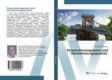 Personalmanagement und Dienstleistungsqualität的封面
