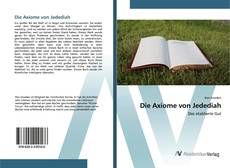 Capa do livro de Die Axiome von Jedediah