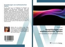 Buchcover von Auswirkungen von mathematischen Spielen
