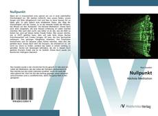Bookcover of Nullpunkt