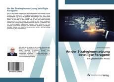 Buchcover von An der Strategieumsetzung beteiligte Paragone