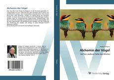 Bookcover of Alchemie der Vögel