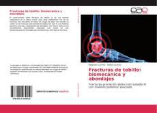 Portada del libro de Fracturas de tobillo: biomecánica y abordajes