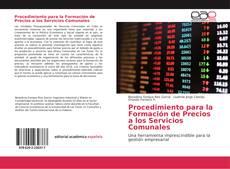 Обложка Procedimiento para la Formación de Precios a los Servicios Comunales