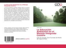 Portada del libro de La Educación Ambiental en el Manejo Integrado Costero