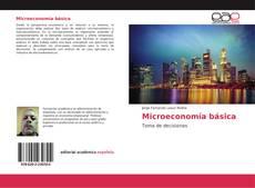 Copertina di Microeconomía básica