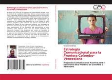 Обложка Estrategia Comunicacional para la Frontera Colombo-Venezolana