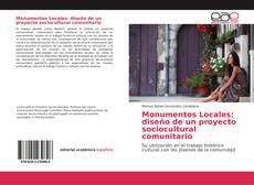 Portada del libro de Monumentos Locales: diseño de un proyecto sociocultural comunitario