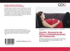 Portada del libro de Sueño, Ganancia de Peso y Complicaciones del Embarazo