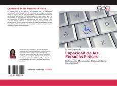 Bookcover of Capacidad de las Personas Físicas