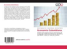 Economía Colombiana的封面