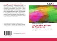 Portada del libro de Los ángeles músicos de Alpandeire