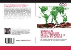 Bookcover of Sistema de Responsabilidad Social, integrado a la Gestión de Calidad